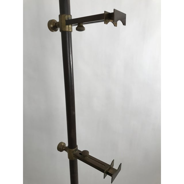1950s Arredoluce Easel Lamp Angelo Lelli For Sale - Image 5 of 8