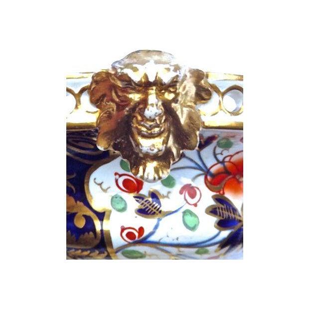 Antique Royal Derby Garniture Compote For Sale - Image 5 of 7
