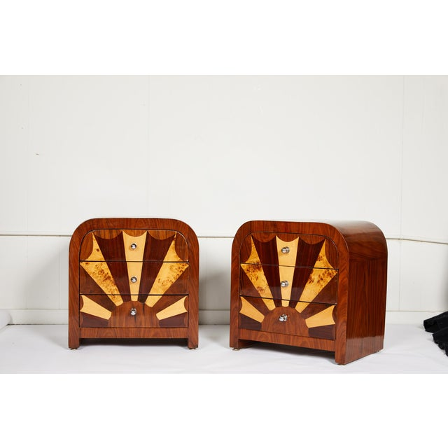 Pair of Midcentury Italian Side Tables For Sale - Image 10 of 10