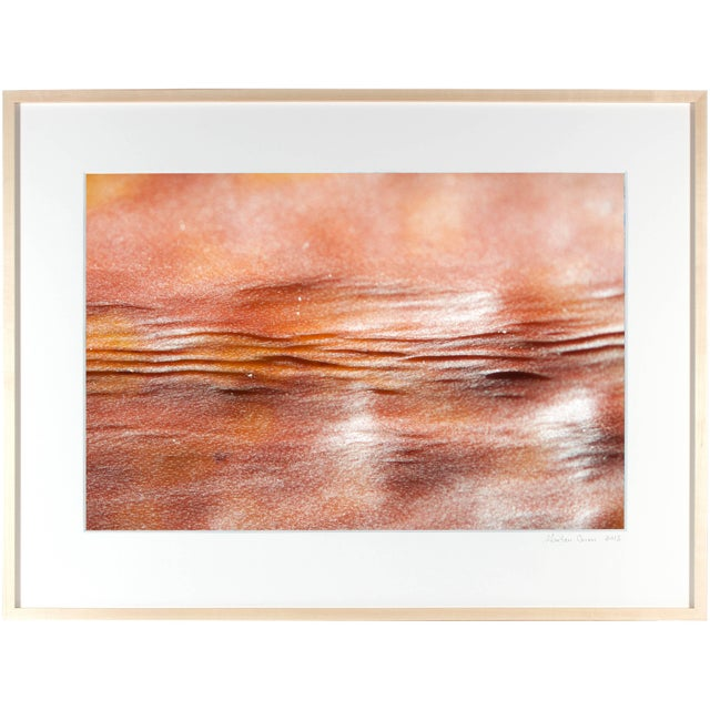 """Please allow at least 14 days for printing and framing before a piece is shipped. Entitled """"Impression: Soleil Couchant"""",..."""
