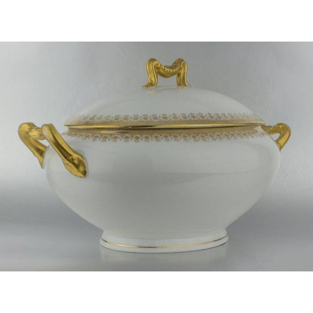Limoges Covered Tureen - Image 3 of 11
