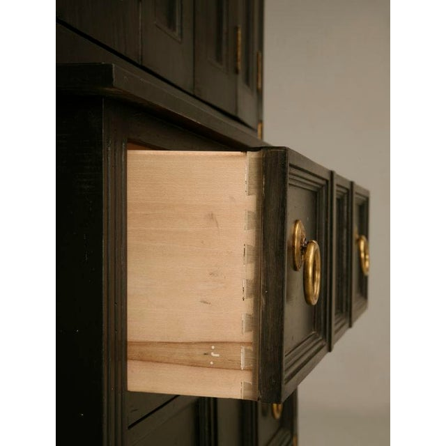 Vintage Jacques Adnet Style Cupboard, Bar, or TV Cabinet For Sale - Image 9 of 11