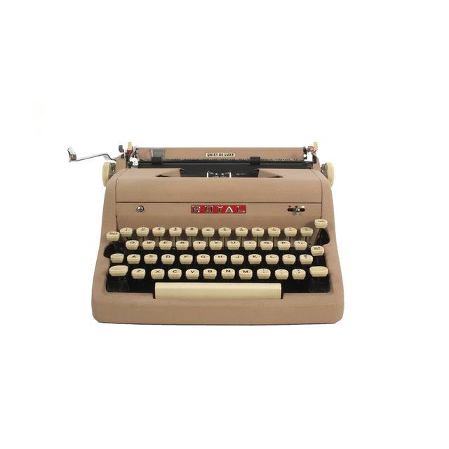 Royal Quiet DeLuxe Typewriter - Image 2 of 7