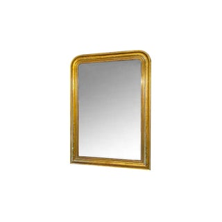 19th Century Gold Gilt Louis Philippe Mirror For Sale