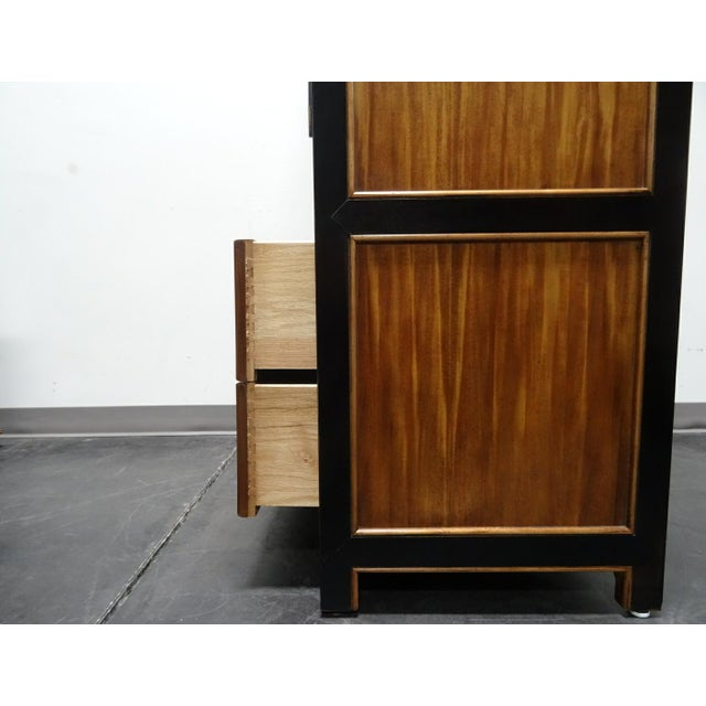 Century Furniture Co. Chin Hua Asian Style Armoire/Gentleman's Chest - Image 10 of 11