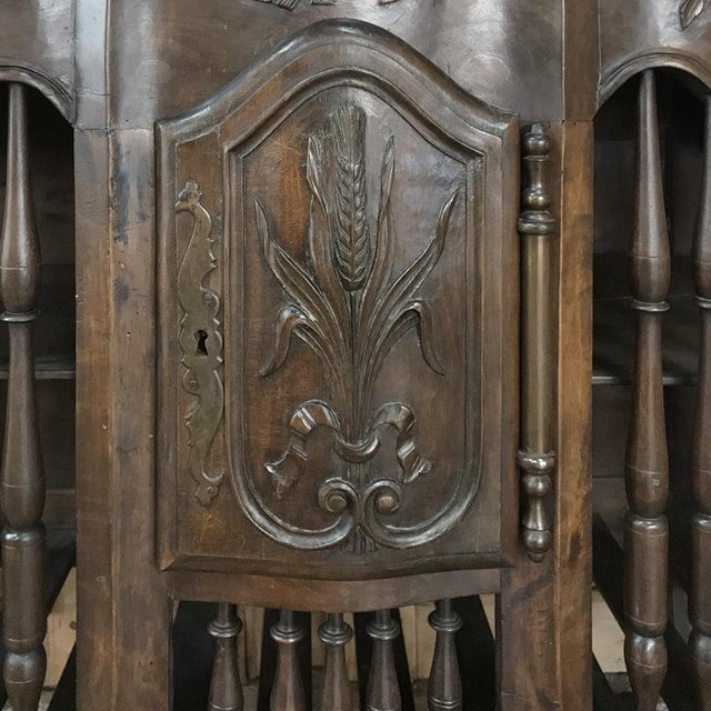 19th Century Country French Provincial Pannetiere For Sale - Image 11 of 13