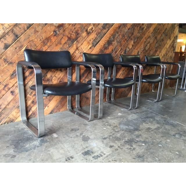 Mid-Century Eero Aarnio Chairs - Set of 4 - Image 5 of 8