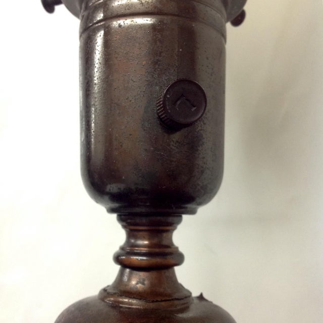 Early Grecian Urn Lamp by Moe Bridges For Sale - Image 5 of 6