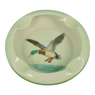 Abercrombie & Fitch Mallard Ashtray For Sale