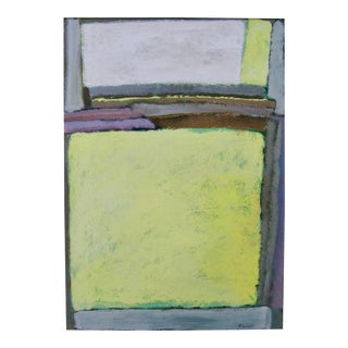 Rothko Style Abstract Expressionism Painting For Sale