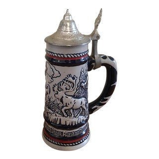 Avon Lidded Beer Stein