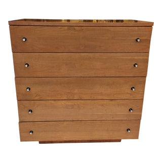 Mid-Century Stanley Distinctive Collections Walnut Dresser