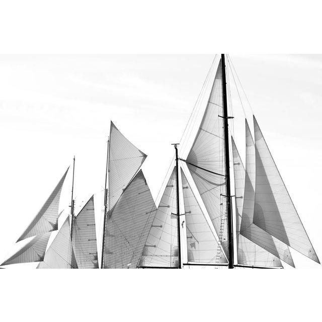 "Kristina Strobel ""Triangles"" Framed Photo - Image 3 of 3"