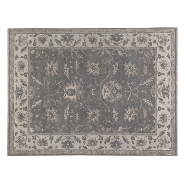 Stark Studio Rugs Traditional Mali Wool Rug - 8′ × 9′10″ For Sale