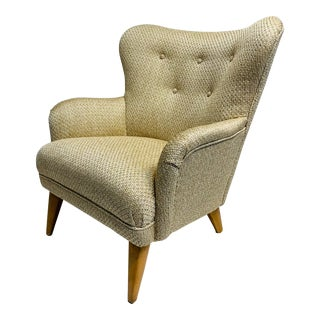 Heywood-Wakefield Mid-Century Modern Club Chair For Sale