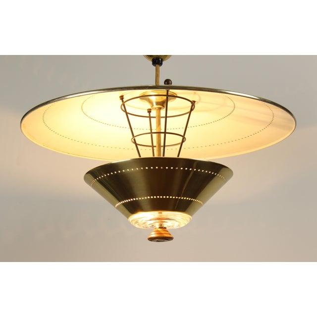 Imperialites Atomic Ceiling Pendant Light - Image 3 of 6