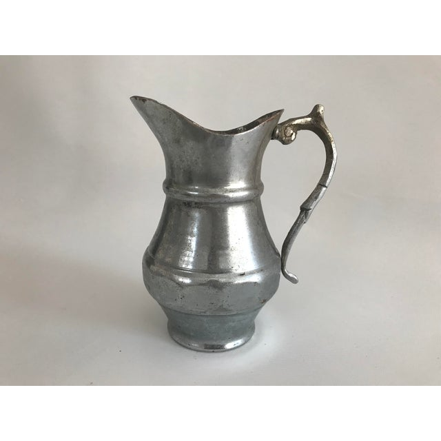 Vintage Copper Turkish Water Carafe For Sale - Image 11 of 11