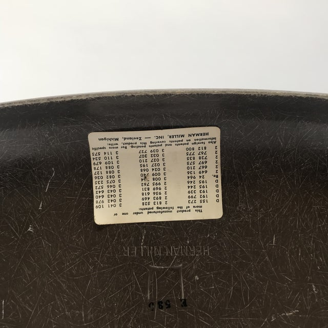 Vintage Eames Rocking Chair For Sale - Image 9 of 11