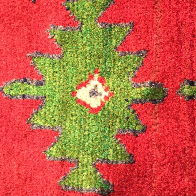Turkaman Persian Rug - 2′ × 2′8″ - Image 9 of 10