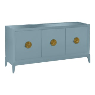 Casa Cosima Hayes Sideboard, Chiswell Blue For Sale
