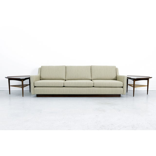 Milo Baughman Mid-Century Modern Sofa - Image 5 of 11