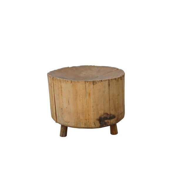 Primitive Side Table For Sale - Image 9 of 9