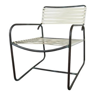 1950s Walter Lamb Patio Arm Chair for Brown-Jordan For Sale
