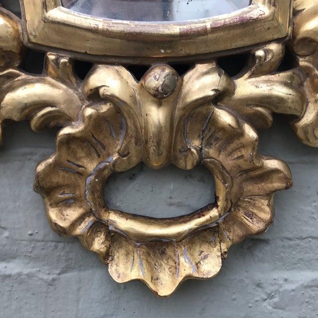 Italian Gilt Wood Mirror - Image 5 of 7