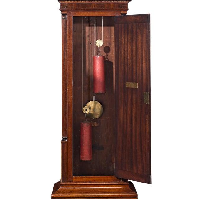 Traditional Simon Willard Roxbury Tall Case Clock For Sale - Image 3 of 10