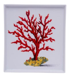 Image of Coral Wall Accents