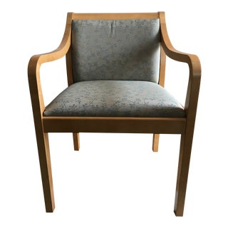 Modern Kimball Upholstered Side Chair For Sale