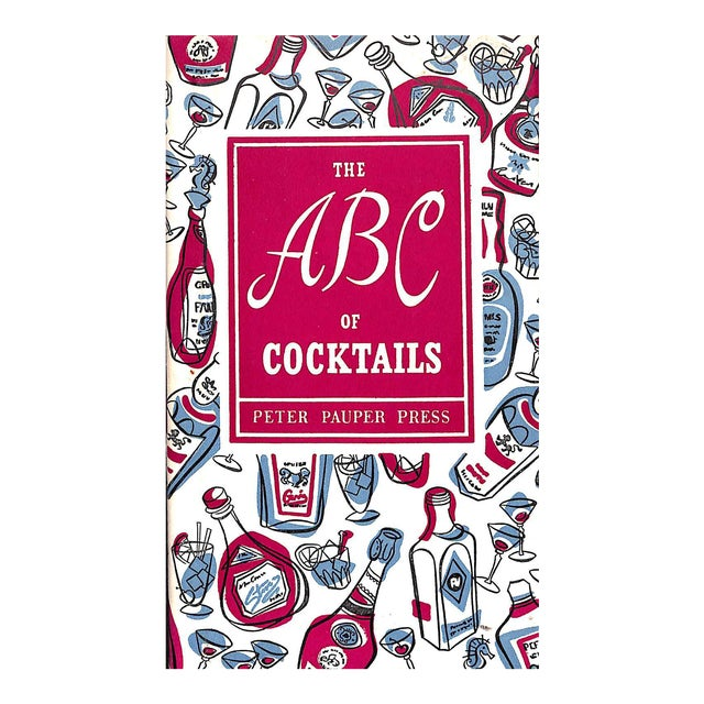 The ABC of Cocktails Book - Image 1 of 6