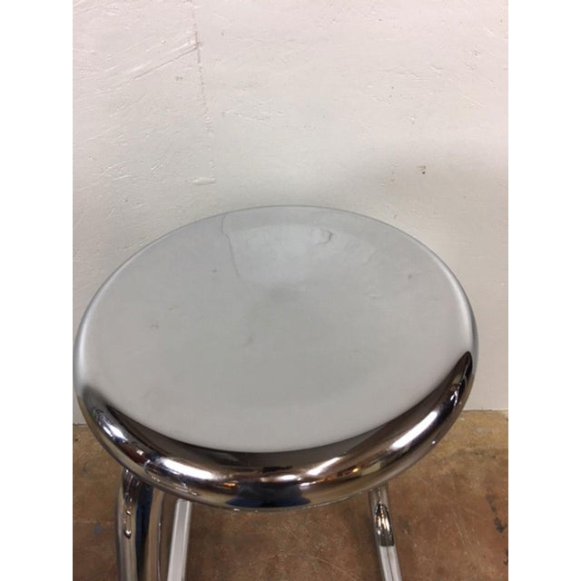 Paperclip Counter Stools - Set of 3 - Image 8 of 9