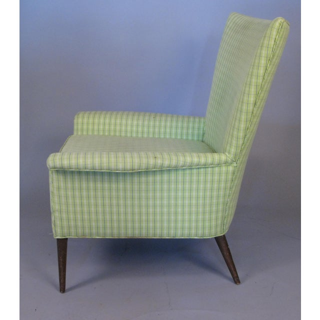 Paul McCobb High Back Lounge Chair by Paul McCobb For Sale - Image 4 of 7