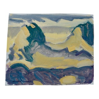 Abstract Painting, Abstract Landscape For Sale