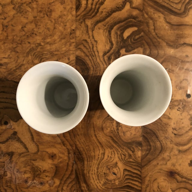 Pair of Cordial Glasses by Bjorn Wiinblad For Sale - Image 9 of 11