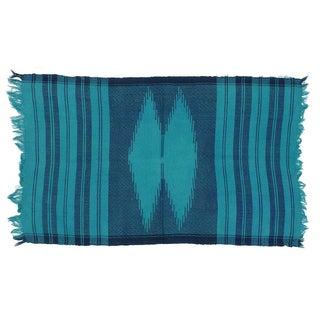 "Vintage Persian Blanket - 2'11"" x 4'8"" For Sale"