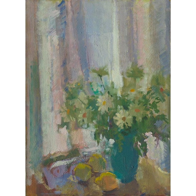 """Amy Griffith Colley """"Daisies With Lemons"""" Print For Sale"""