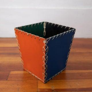 Modernist Wastebasket, 1950s Preview