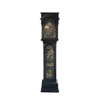 19th Century English Chinoiserie Clock