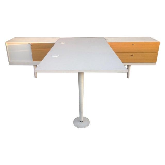 Vitra Level 34 Modular Office Desk - Image 1 of 9