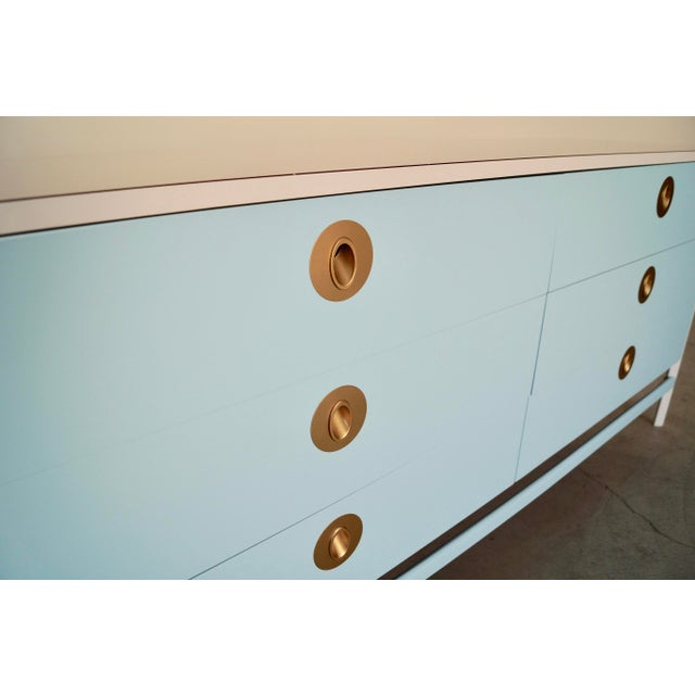 Mid-Century Modern Vista of California Dresser For Sale - Image 11 of 13