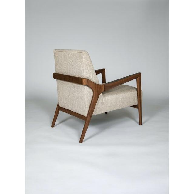 Studio Van den Akker The Barney Club Chair by Studio Van Den Akker For Sale - Image 4 of 6