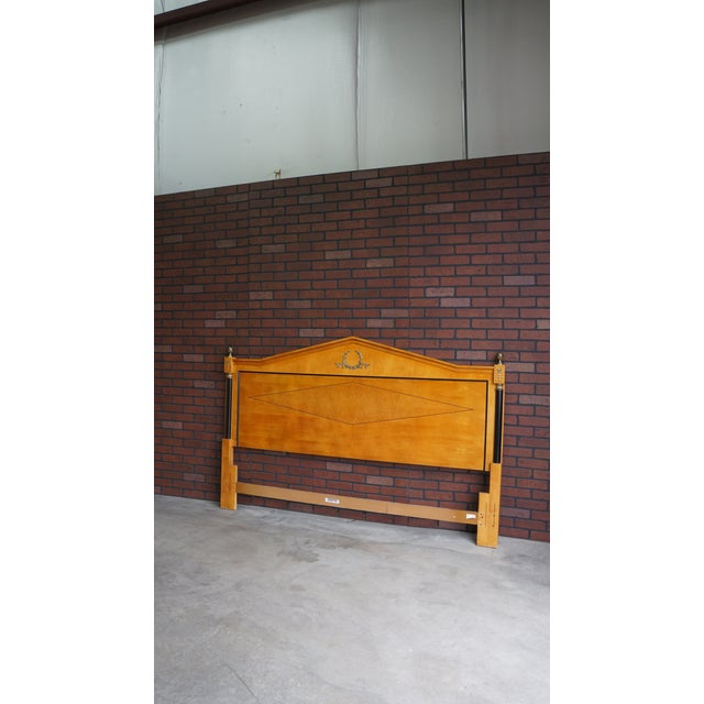 Thomasville Empire Style King/Cal King Headboard - Image 6 of 6