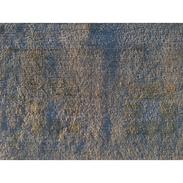 Persian Vintage Sultanabad Rug - 4′ × 5′8″ - Image 7 of 11