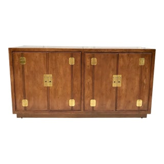 Mid-Century Modern Henredon Extending Sideboard For Sale