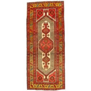 """Pasargad N Y Antique Persian Serab Wool Rug - 3'5"""" X 8' For Sale"""