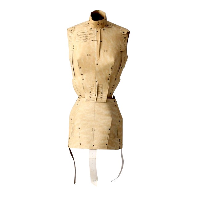 Mid-Century Adjust-O-Matic Dress Form For Sale