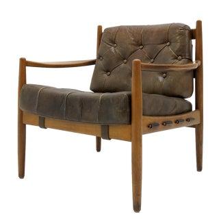 1950s Vintage Ingemar Thillmark 'Läckö' Chair For Sale