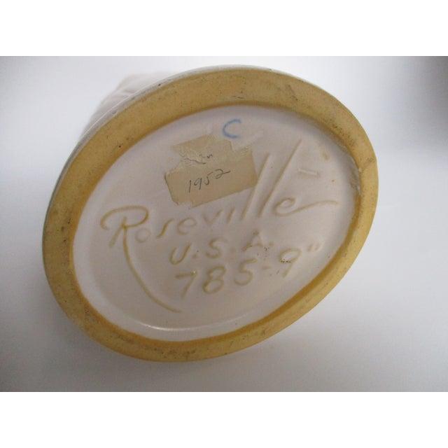 Roseville Silhouette Art Pottery Vase - Image 11 of 11
